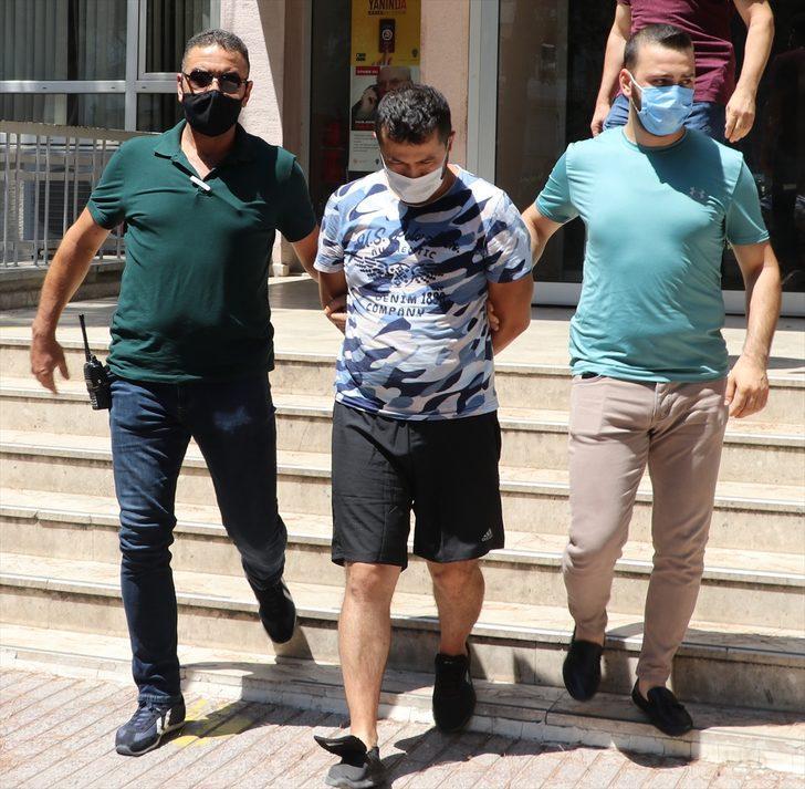 Denizli'de annesini bıçakla öldüren şüpheli tutuklandı