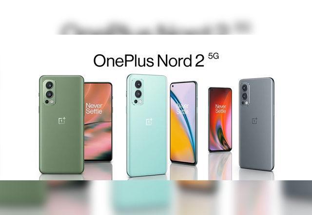 OnePlus Nord 2 özellikleri