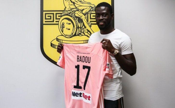 Badou Ndiaye Yunanistan'a gitti