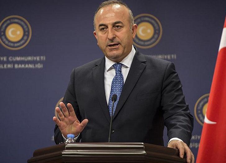 Bakan Çavuşoğlu'ndan AB'ye KKTC tepkisi: İnsanda biraz utanma olur