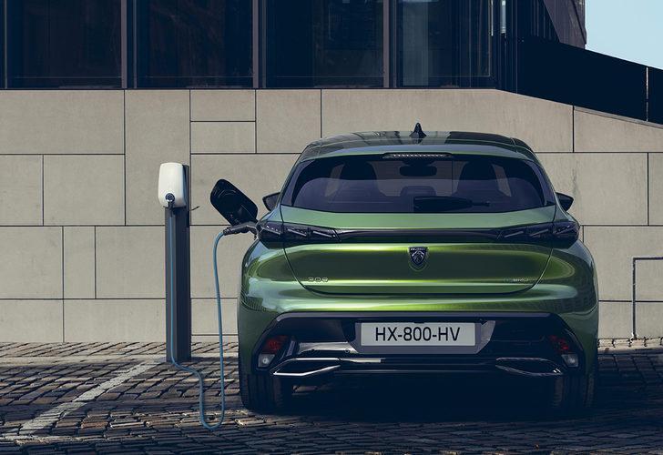 Peugeot elektrikli araç konusunda gözünü 2025'e dikti!