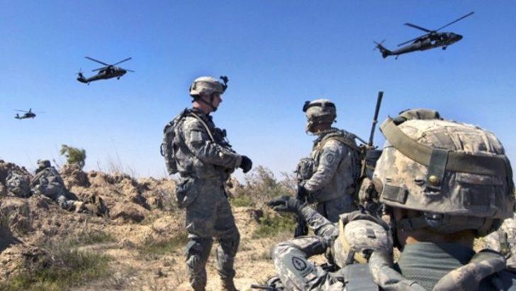 Son dakika! ABD ordusu, Körfez ülkeleriyle tatbikatları durduruyor