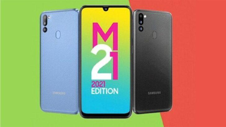 Galaxy M21 2021 Edition uygun fiyatıyla piyasada