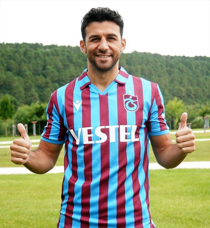 Trabzonspor, İsmail Köybaşı ile sözleşme imzaladı - Trabzon Haberleri