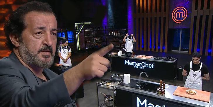 MasterChef Türkiye'de yaptığı yemeğe teri damlayan yarışmacı diskalifiye oldu!
