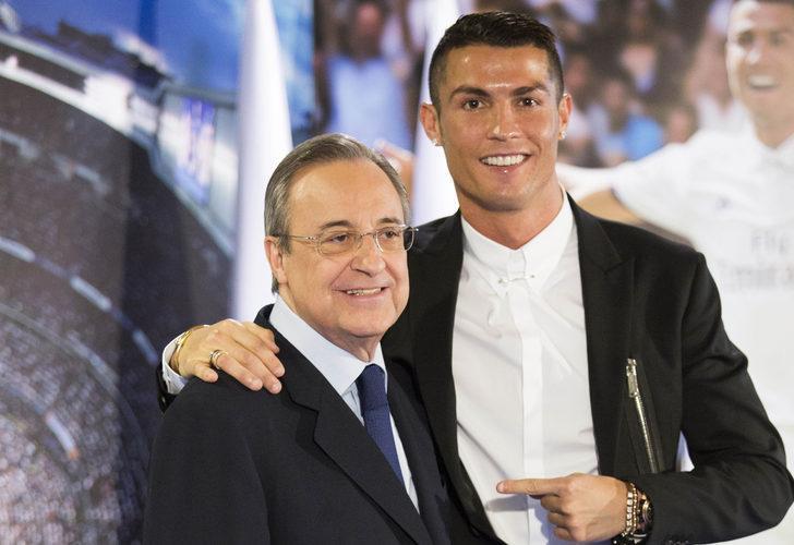 Ronaldo transferinde kritik gün!