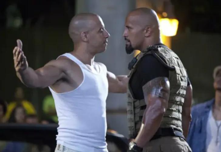Dwayne Johnson, Hızlı ve Öfkeli film serisinden resmen ayrıldığını açıkladı