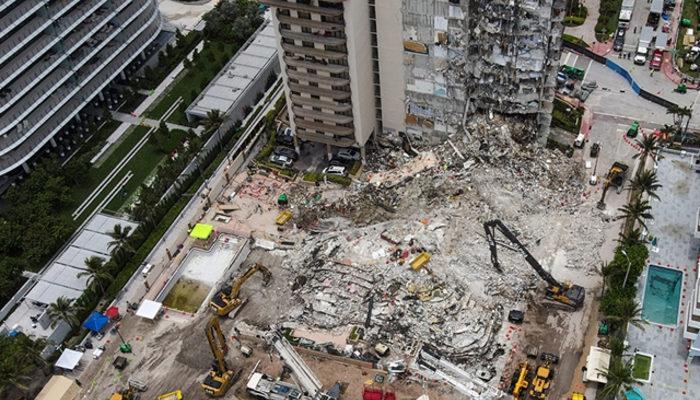 ABD'deki bina faciasında yeni gelişme! Son kayıp kişi de bulundu