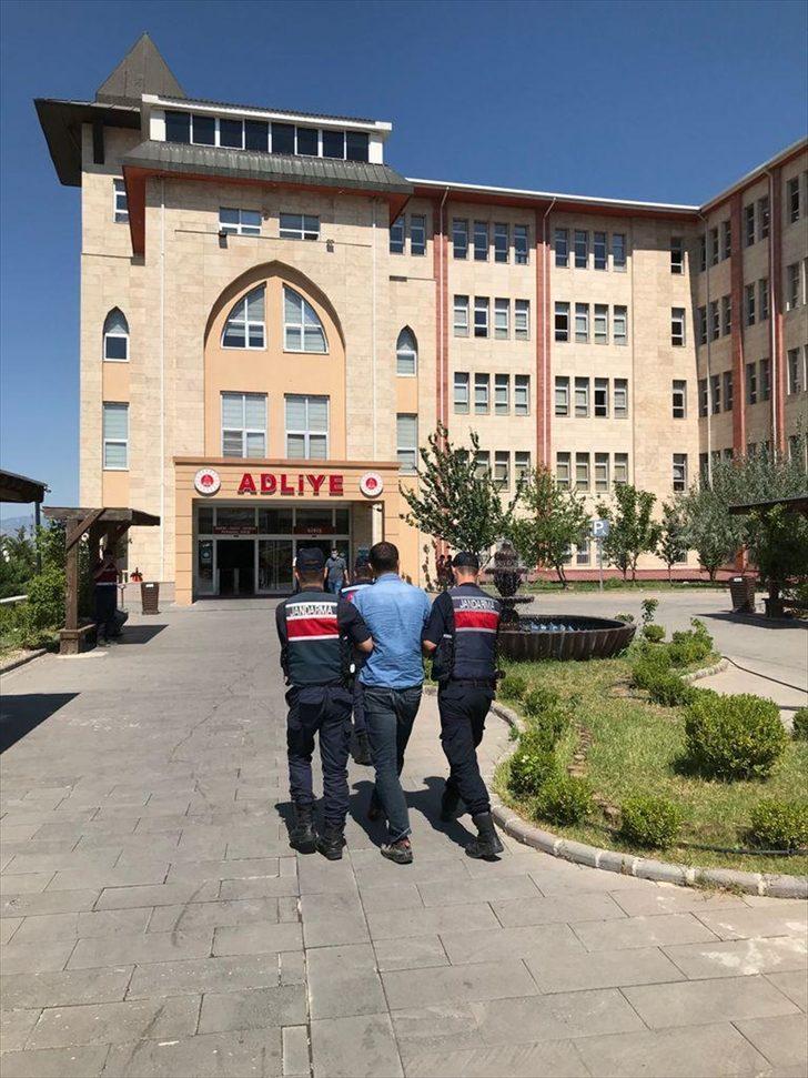 Kahramanmaraş'ta firari FETÖ hükümlüsü yakalandı