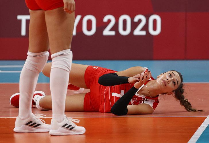 Bu kez olmadı! Türkiye, İtalya'ya 3-1 mağlup oldu
