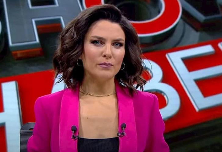 Ece Üner'in yerine Show Ana Haber'e gelen isim Dilara Gönder oldu