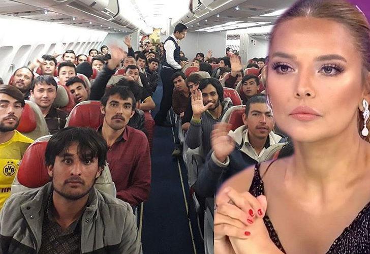 Demet Akalın isyan etti: 3.5 milyon Afgan geliyormuş, ne yapacağız?