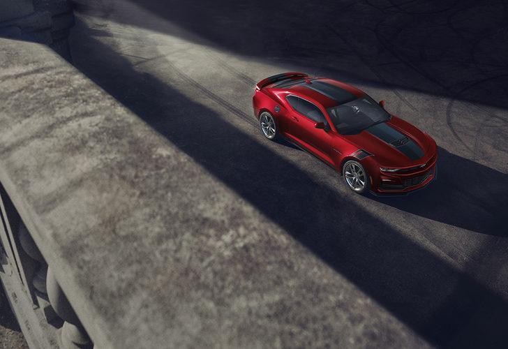 Büyük iddia: Chevrolet Camaro elektrikleniyor!