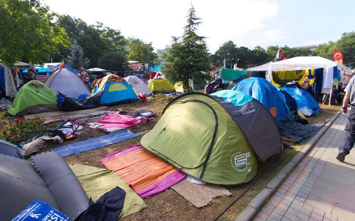 Lüks kampçılık turizm türünün yasal altyapısı oluşturulacak!