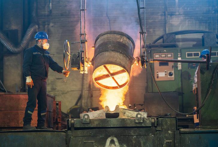 Madencilik sektörü 2,8 milyar dolarlık ihracat yaptı