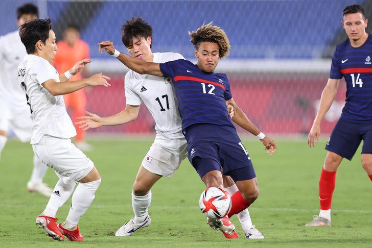 Tokyo'da futbol grup maçları tamamlandı