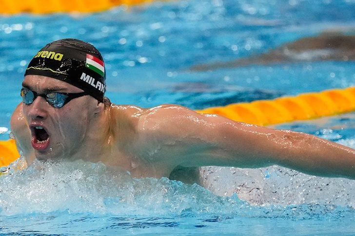 Phelps'in rekorunu tarihe gömdü