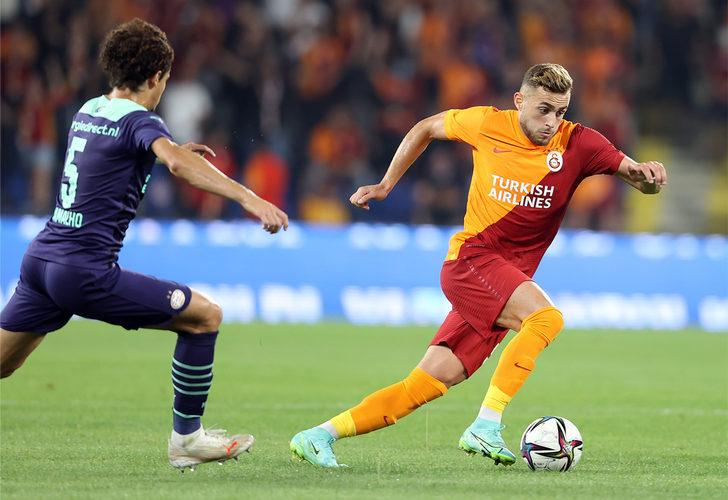 ÖZET   Galatasaray 1-2 PSV Eindhoven