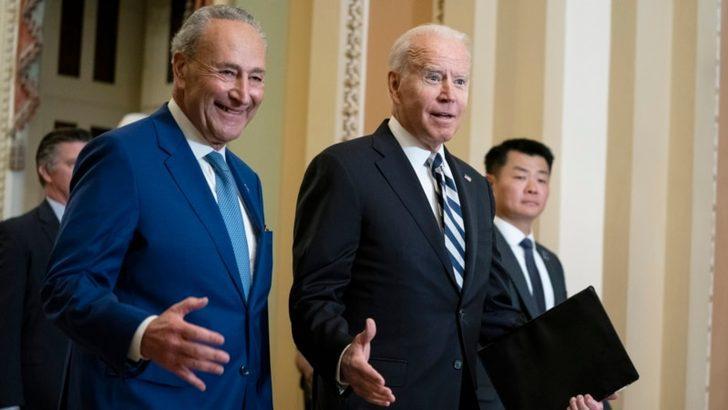 Senatörler Altyapı Tasarısının İçeriğinde Uzlaştı