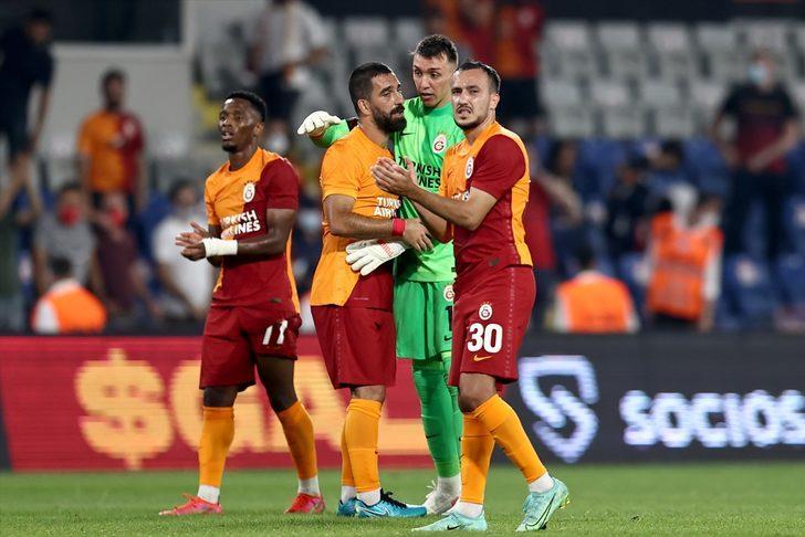Galatasaray yoluna UEFA'da devam edecek