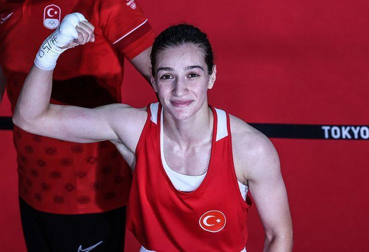 Buse Naz Çakıroğlu: Bronz ve gümüş madalya bizim için yeterli değil