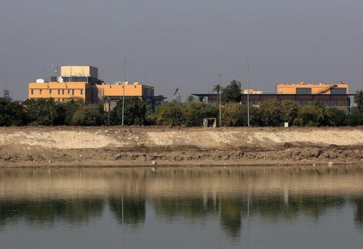 Son Dakika: Bağdat'ta ABD Büyükelçiliğine yönelik saldırı