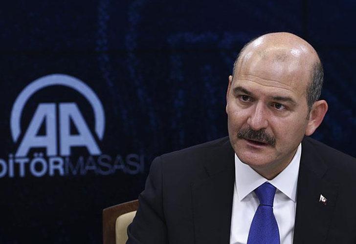 İçişleri Bakanı Soylu: Çok iddialıyım! Göstersinler adımı değiştiririm