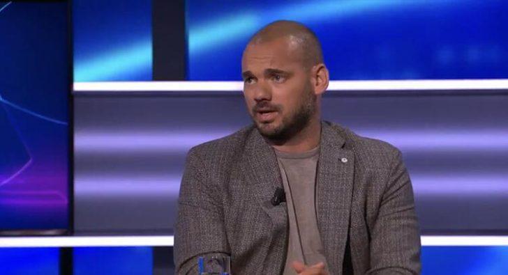 Sneijder'den çok konuşulacak sözler: Bir daha oynayamaz!