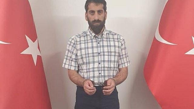 PKK'lı terörist Cimşit Demir yakalandı
