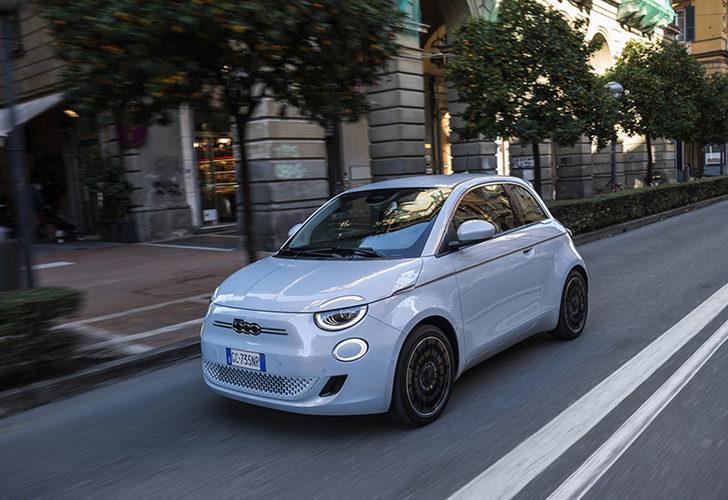 Yeni Fiat 500'e 5 Yıldız