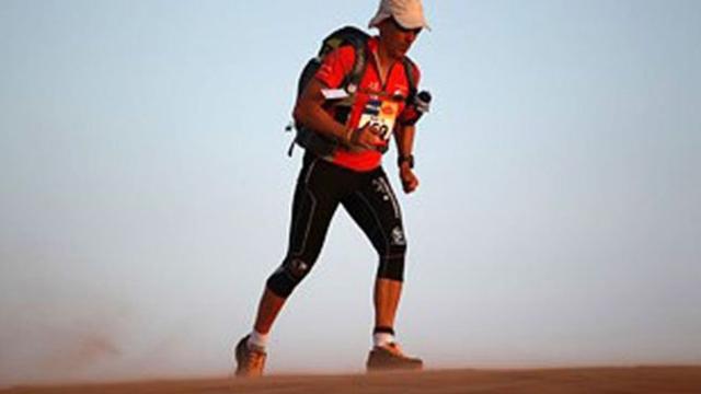 Sahra Çölü'nde kayboldu! Yaşamak için bakın ne yaptı