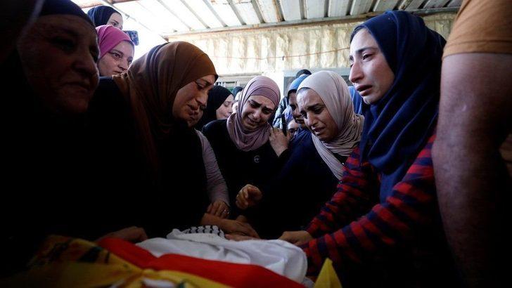 Batı Şeria'da İsrail askerinin ateşi sonucu 12 yaşında bir çocuk öldü, İsrail Ordusu inceleme başlattı