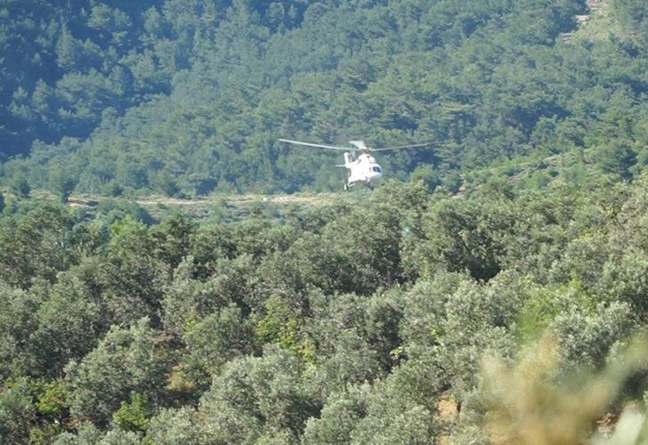 Aydın, KKTC, İzmir ve Balıkesir'de ormanlık alanlara girişler yasaklandı