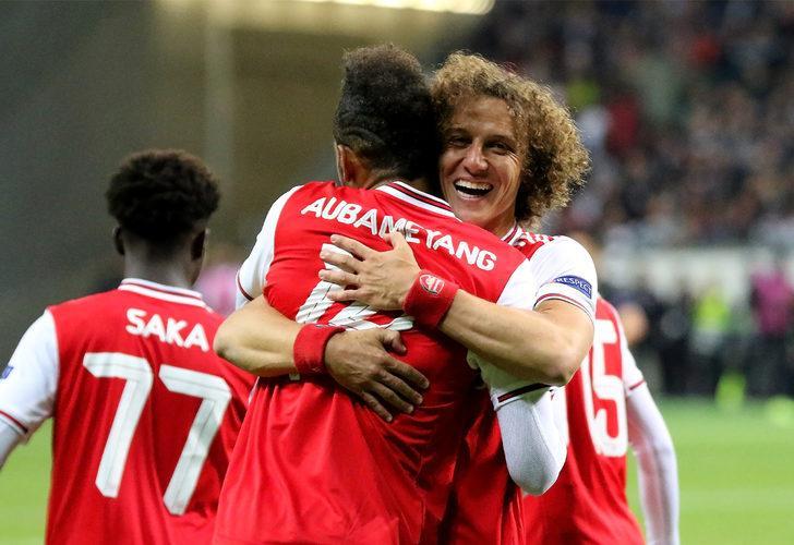Adana Demirspor, David Luiz ile anlaştı!