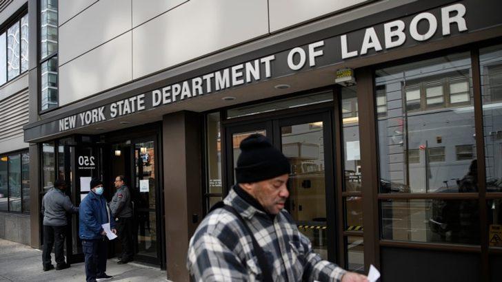 Amerika'da İşsizlik Yardımı Başvuruları Azaldı