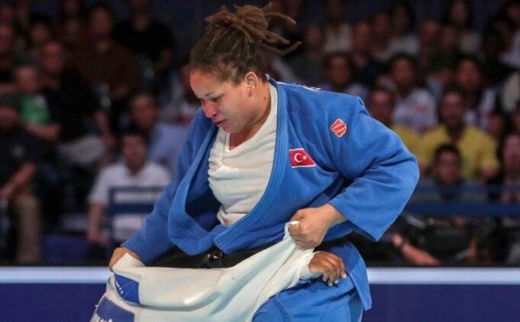 Kayra Sayit'in madalya umudu sürüyor