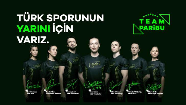 Team Paribu Türk sporunun yarını için hazır
