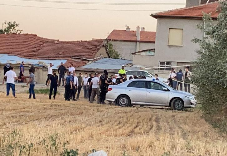 Konya'da katliam! Silahlı saldırı sonrası ev ateşe verildi: 7 ölü