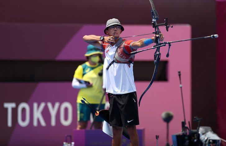 Mete Gazoz Tokyo'da çeyrek finalde