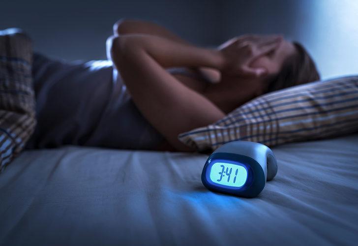 Hemen bu önlemleri alın! Eğer uyku sorunu yaşıyorsanız hayatınızı mahvetmemek için...
