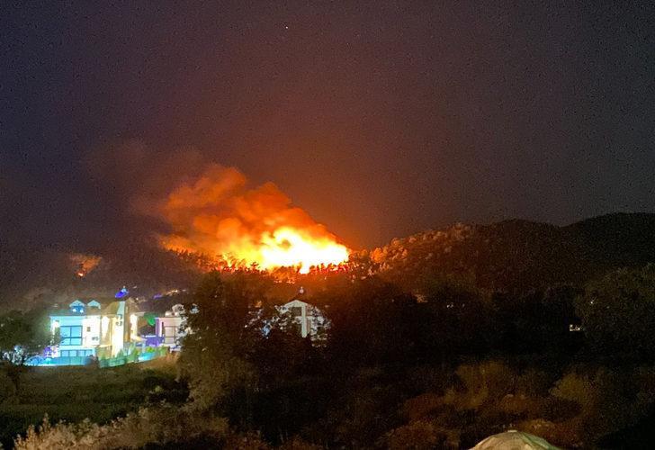 Türkiye'deki yangınlarda son durum! (Adana, Antalya ve Muğla yangınlarında son durum)