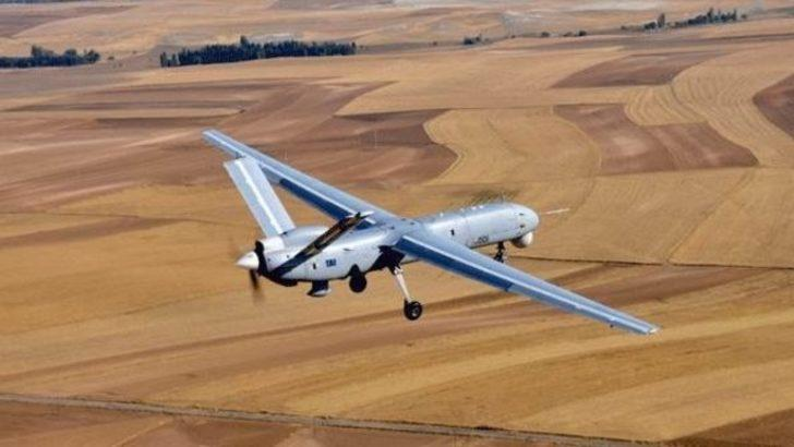 İsrail keşif uçağı Gazze sınırında düştü