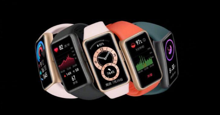 Huawei Watch GT 2 Pro EKG ve Band 6 Pro akıllı saatlerini piyasaya sürdü