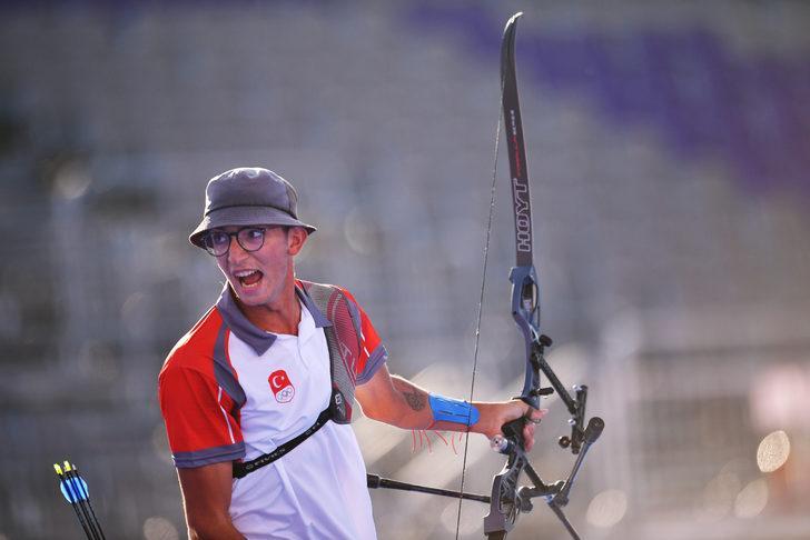 Mete Gazoz olimpiyat şampiyonu oldu ve altın madalya kazandı