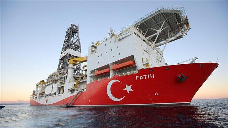 Bakan duyurdu! 'Fatih', 'Türkali-4'te sondaja başladı