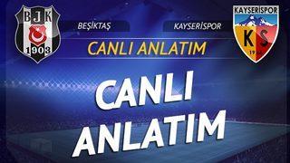 CANLI | Beşiktaş şokta! Skor 1-0 oldu