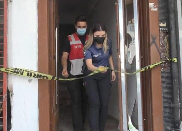 Avcılar'da tahliye edilmiş binada erkek cesedi bulundu