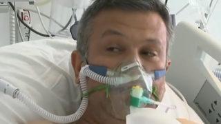 Koronavirüs hastası: Ben konuyu basite aldım