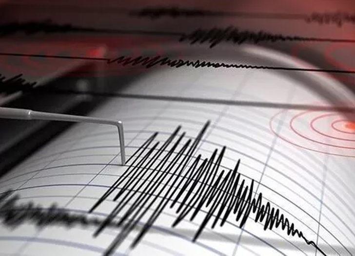 Son Dakika: Muğla açıklarında 4,5 büyüklüğünde deprem