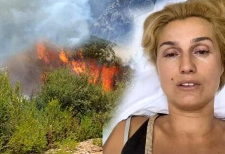 Manavgat yangını sonrası sinir krizi geçiren Tuğba Özay, kuyumcu açılışına katıldı! Tepkilere isyan etti